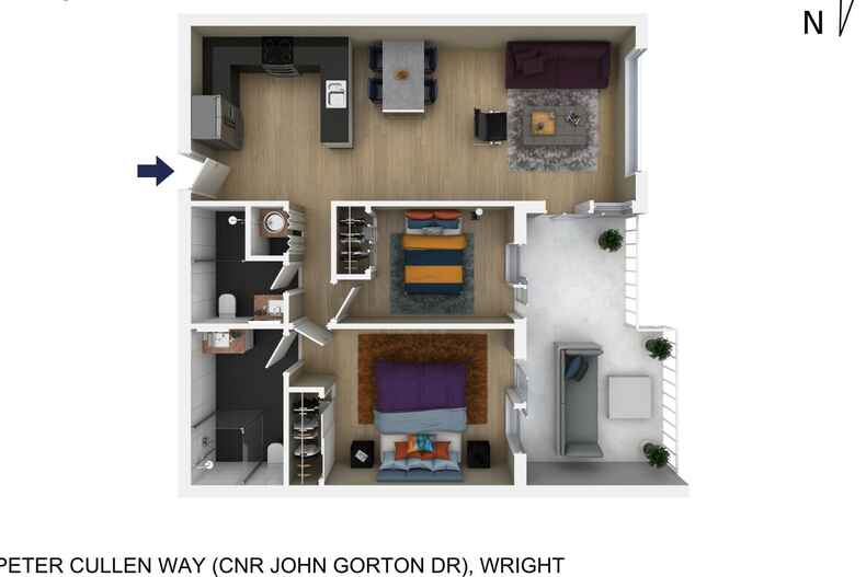 2 Peter Cullen Way Wright