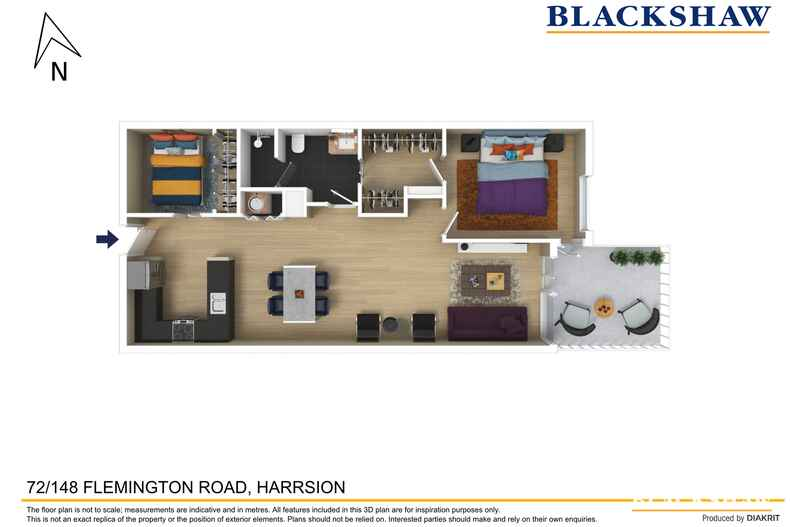 72/148 Flemington Road Harrison