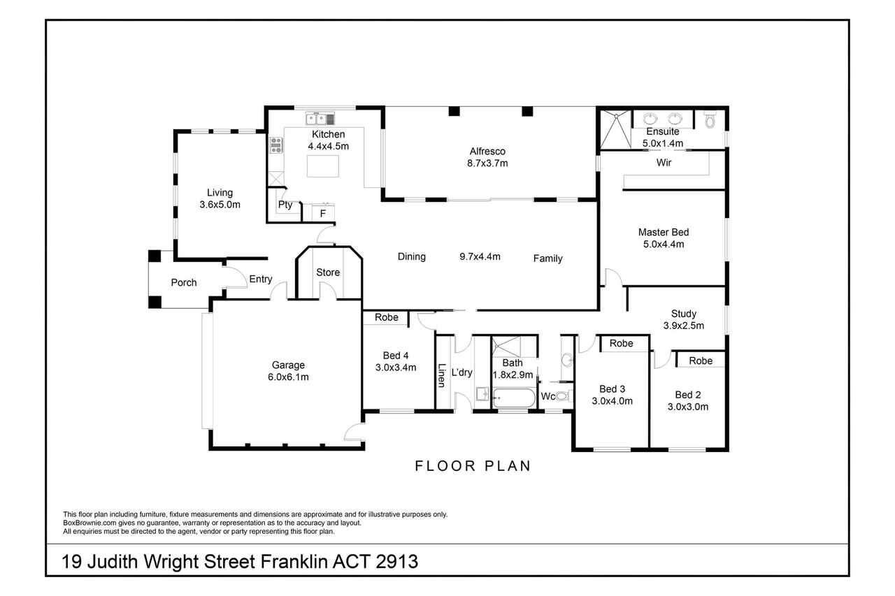 19 Judith Wright Street Franklin