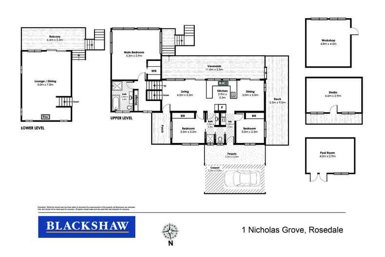 1 Nicholas Grove Rosedale