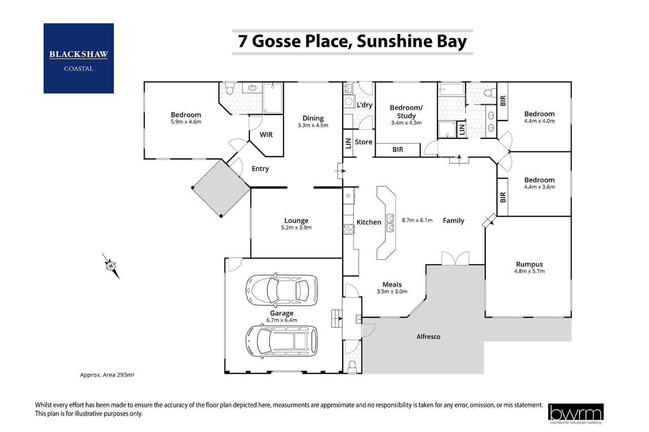 7 Gosse Place Sunshine Bay