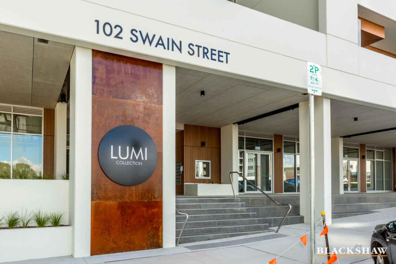 506/102 Swain Street Gungahlin