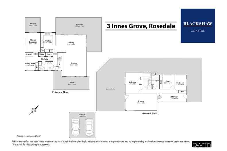 3 Innes Grove Rosedale