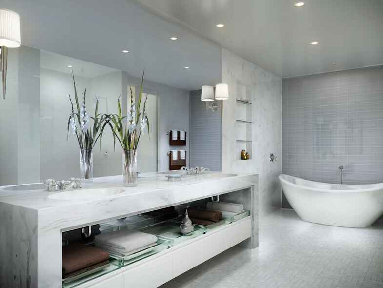 Whats trending? Latest Bathroom Trends